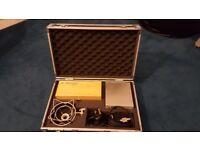 SE Electronics Gemini II Dual Valve Studio Vocal Microphone