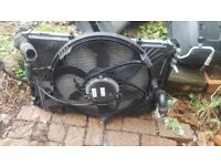 BMW 3 SERIES - RAD PACK & FAN - E92 E93 - Petrol engines