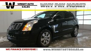 2014 Cadillac SRX LUXURY| AWD| LEATHER| NAVIGATION| SUNROOF| 81,