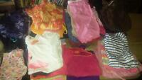 Lot of girls clothing size 8