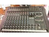 Dynacord powermate mixing desk