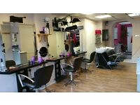Hairdresser wanted part time