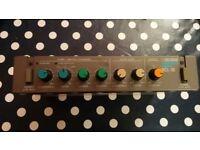 Vintage BOSS RCL-10 half rack comprerssor