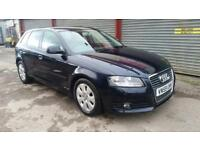 Audi A3 1.9 diesel 59 plate full service history