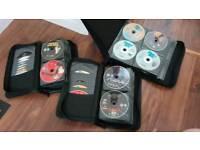 188 dvds