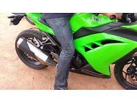 Kawasaki Ninja 300 genuine exhaust