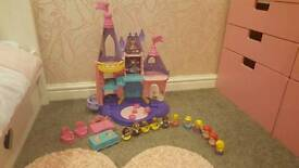 Fisher price Disney Princess musical castle