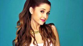2x Ariana Grande Tickets - London O2 Arena - 25th May