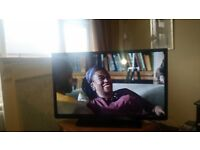 40 INCH TOSHIBA LCD FREEVIEW.