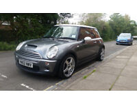 R53 Mini Cooper S with new Clutch And Dual Mass Fly Wheel