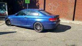BMW E92 '07 335i M Sport - LeMans Blue - AUTO - iDrive