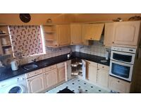 Kitchen Units and Oven & Dishwasher for Sale