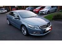 VOLKSWAGON PASSAT CC 2.0 GT TDI, IRON GREY. ALL SERIOUS OFFERS WILL BE CONSIDERED.