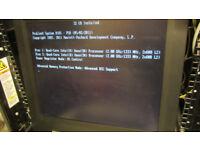 HP Proliant DL360 G5 2x Quad Core Xeon +++32 GB RAM