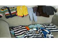 Boys clothes bundle 12-18 months