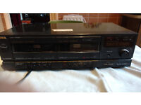 Aiwa Stereo Cassette deck