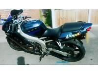 Kawasaki zx6r full mot - £1500 ono barking area