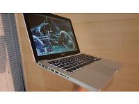 "MacBook Pro 13"" Runs Latest Software"