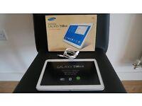 Samsung Galaxy Tab 4 10.1 inch, Android Tablet , 1GB RAM, 16GB HDD SIM and Wifi ready