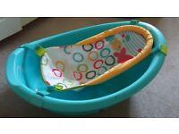 Fisher Price Rinse n Grow baby bath