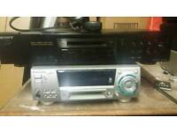 Sony Mini Disc player & Grundy