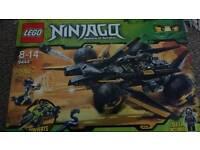 lego 9444 ninjago rare