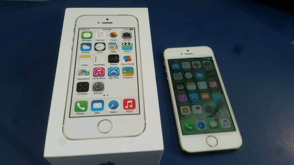 Iphone 5s smartphone unlocked 16GB for150 onoin Kingston, LondonGumtree - Hello brothers and sisters, I am selling a apple iPhone 5s smartphone unlocked 16GB for £150 ono. The phone is in excellent condition. Just one small ding at the bottom. I can meet buyer in Feltham or Kingston. 07868750619Abu Ahmad