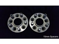 Ford Focus ST - Eibach 15mm and 20mm Spacers