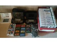 Nintendo dsi and gameboy items