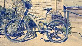 Shockwave XT910 mountain bike