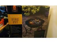 Fire pit, brand new unopened