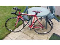 1 Canondale Synapse Road Bike & Extras