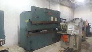 presse Brake plieuse Allsteel 70 ton 10 feet