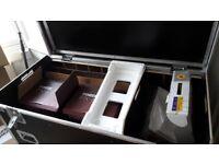 LARGE FLIGHT CASE 1200x600x600mm