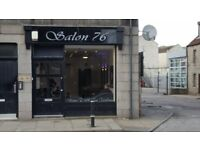 Hair and Beauty Salon For Lease In Aberdeen