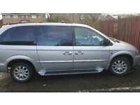 7 seater 48500 miles grand voyager