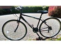 Apollo Transfer Hybrid Bike £65