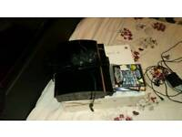 PS3 with box