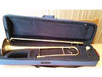 John Packer student trombone
