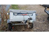 Small car trailer 102erde