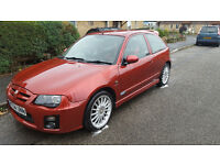 Metallic Red MG ZR160 3dr