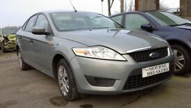 **FOR BREAKING** 2009 Ford Mondeo.