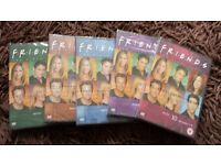 Brand new & sealed friends dvds