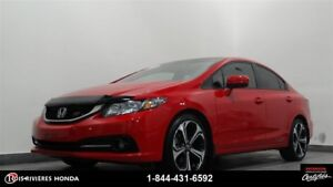 2014 Honda Civic Si GPS mags toit ouvrant