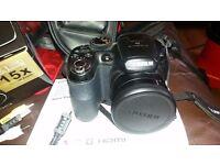 fuji finepix 12mp digital camera and extras swap wyg