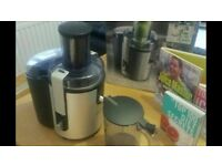 Philips Juicer- like new