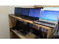 Job lot 6 laptops