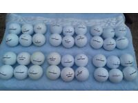 Used Dunlop golf balls for sale