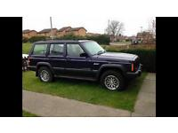 Jeep cherokee xj 2.5 tdi 4x4 off/on road