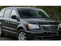 Chrysler grand voyager cdti turbo diesel